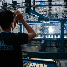 Kırteks Tekstil | Örme Kumaş Üretimi